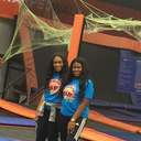 Student Council at SKY ZONE for Breast Cancer Awareness photo album thumbnail 6