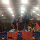 Student Council at SKY ZONE for Breast Cancer Awareness photo album thumbnail 12