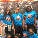 Student Council at SKY ZONE for Breast Cancer Awareness photo album thumbnail 21